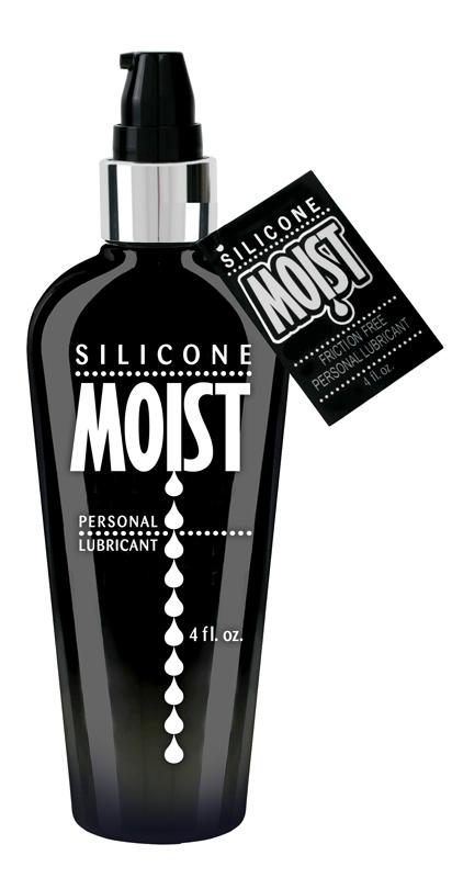 Lubrifiant Silicone Moist