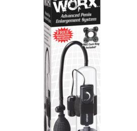 Pump Worx; Pompe à pénis pour débutant