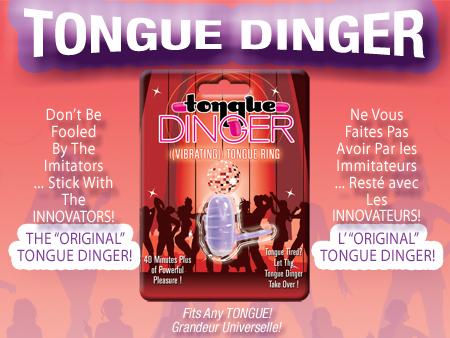 Tongue Dinger Mauve