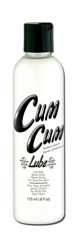 Cum Cum Lube; lubrifiant