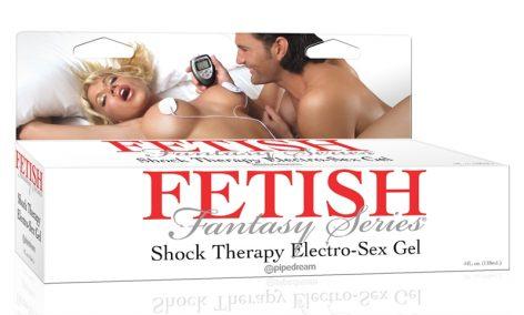 FF; Electro Sex Gel