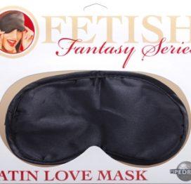 FF; Masque de l'amour en Satin