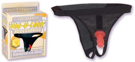 Vac-U-Lock Ultra Harnais II & Fiche