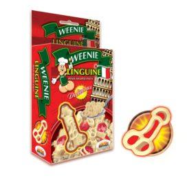 Weenie Linguine; Pâtes au blé en forme de pénis