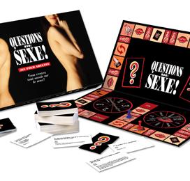 Questions de Sexe!