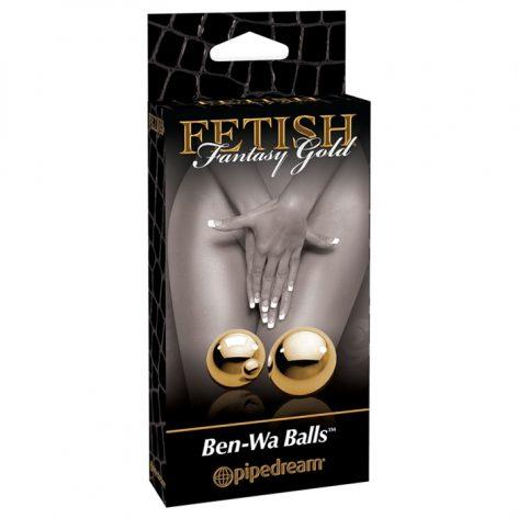 Fetish fantasy ben wa balls